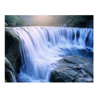 cartão 12 da cachoeira