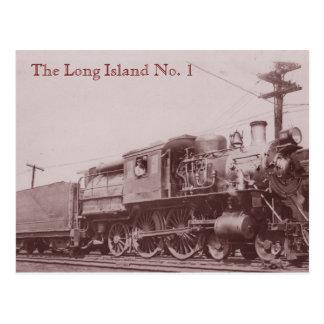 Cartão 1900 da locomotiva de Baldwin
