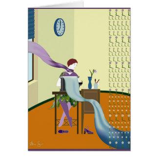 "cartão ""1927TYPEWRITING"""