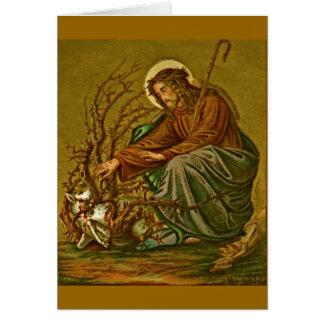 Cartão: 1:9 de Joshua Cartão Comemorativo