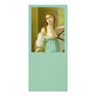 Cartão #1 da cremalheira do St. Agatha (M 003)