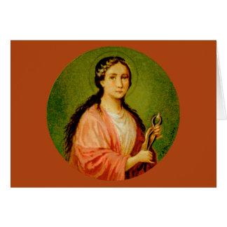 Cartão #1 do St. Apollonia (BLA 001)