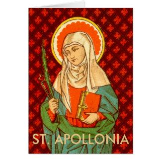 Cartão #1 do St. Apollonia (VVP 001)