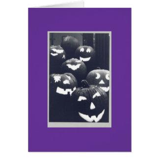 Cartão 2004 abóboras
