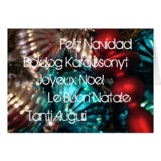 Cartão 2007Christmas043, Natal internacional