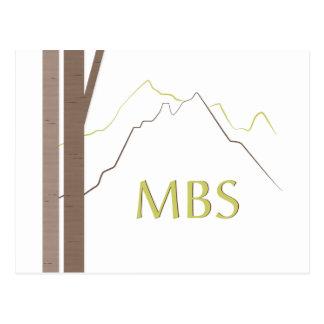 Cartão 2013 do rsvp de Mitzvah do bar dos MBS