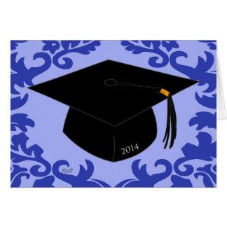 Cartão 2014 da graduação
