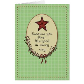 Cartão 2736 bom em cada aniversário do país do dia