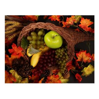 Cartão 28 da fruta e da comida