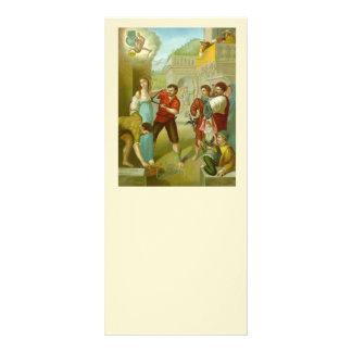 Cartão #2 da cremalheira do St. Agatha (M 003)