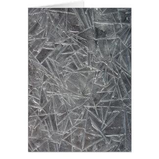 Cartão 2 da geometria do gelo