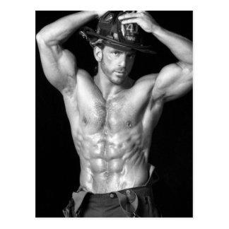 Cartão #2 do bombeiro