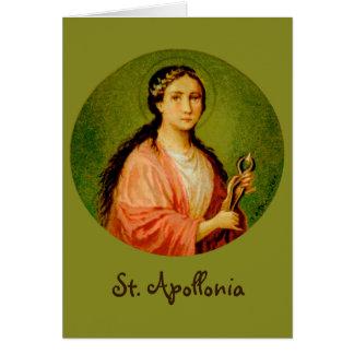 Cartão #2 do St. Apollonia (BLA 001)