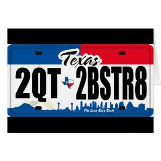 Cartão 2QT2BSTR8:  Texas