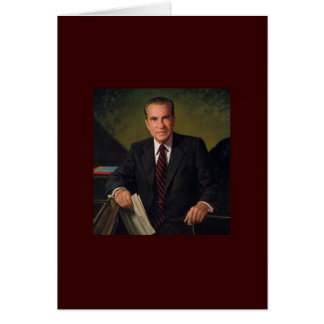 Cartão 37 Richard Nixon
