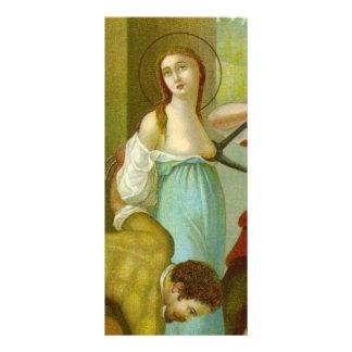 Cartão #3 da cremalheira do St. Agatha (M 003)