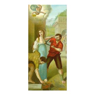 Cartão #4 da cremalheira do St. Agatha (M 003)