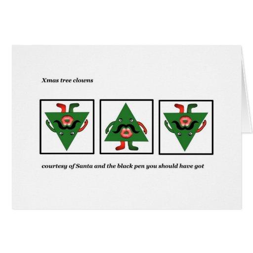 Cartão 5 do beijo do Xmas por Anjo Lafin