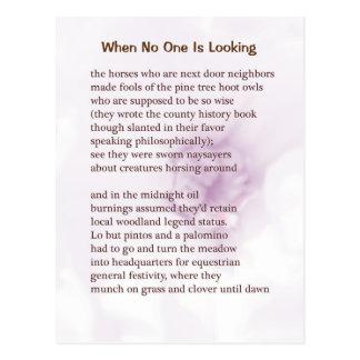Cartão #5 do poema da fazenda engraçada