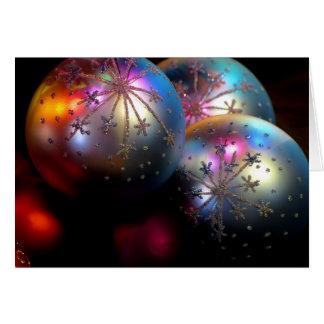 Cartão 5 dos enfeites de natal 2011