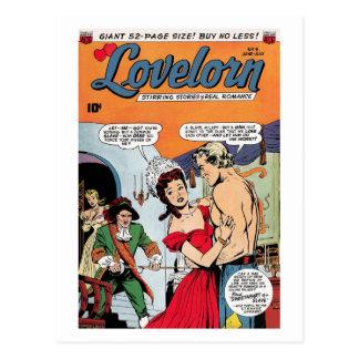 Cartão #6 Lovelorn