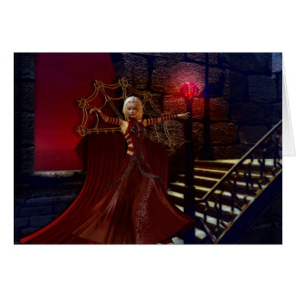 Cartão 7 pecados mortais - Wrath
