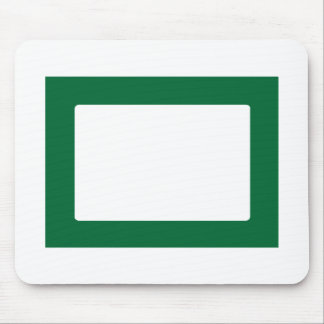 cartão 7X5 com o Conors interno redondo Transp DK  Mousepad