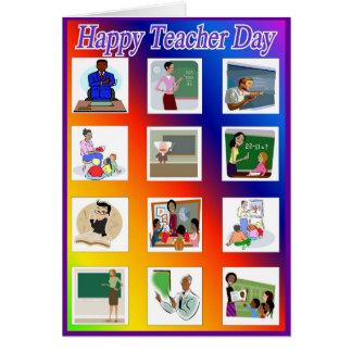 Cartão 9 do dia do professor