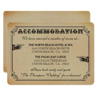 Cartão A coleção do casamento de Steampunk do Victorian