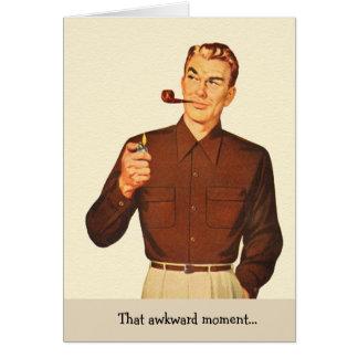 Cartão A imprevisibilidade do Fart,