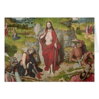 Cartão A ressurreição