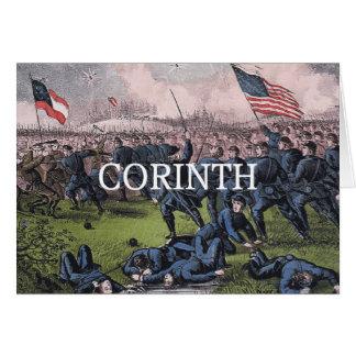 Cartão ABH Corinth