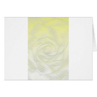 Cartão Abstrato do rosa amarelo