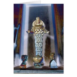 Cartão Abundância: Deusa Diana de Ephesus