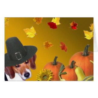 Cartão Acção de graças 2005