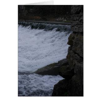 Cartão água