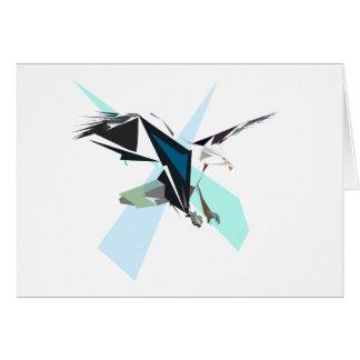 Cartão águia