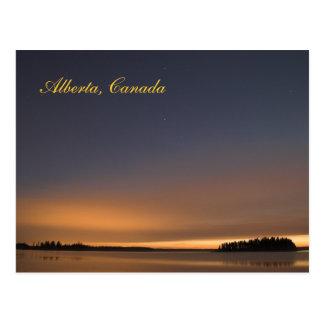 Cartão - Alberta, Canadá
