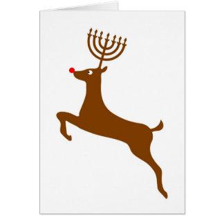 Cartão alegre feliz dos feriados
