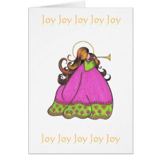 Cartão Alegria