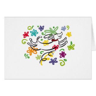 Cartão Alegria!