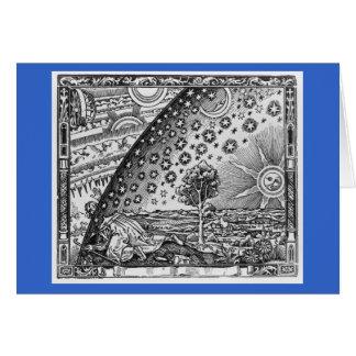 Cartão Além do universo