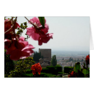 Cartão Alhambra