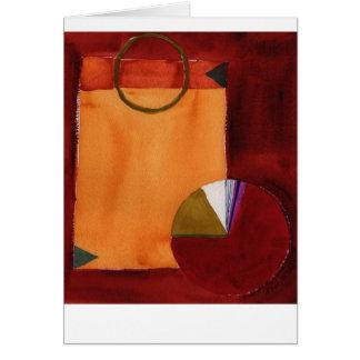 Cartão Almoço, Notecard