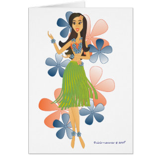 Cartão Aloha