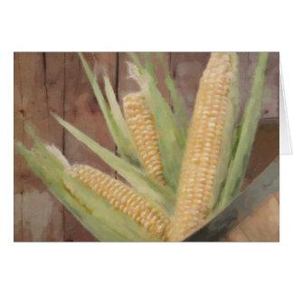Cartão Alqueire de milho