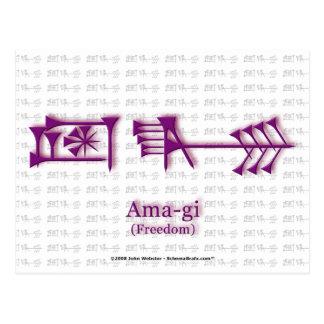 Cartão Ama-gi2