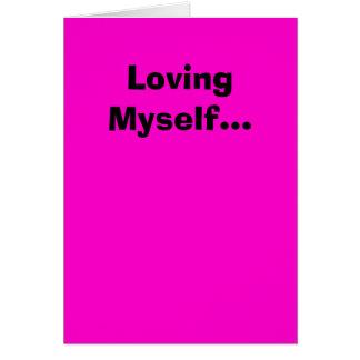 Cartão Amando-se…