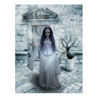 Cartão Amaranthine da aparição