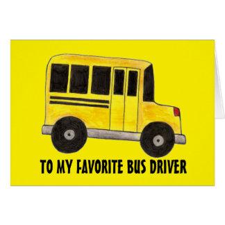 Cartão amarelo grande da educação do motorista de